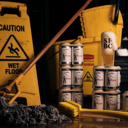 Short Finger Brewing Releases Wash Hoppy American Farmhouse Ale