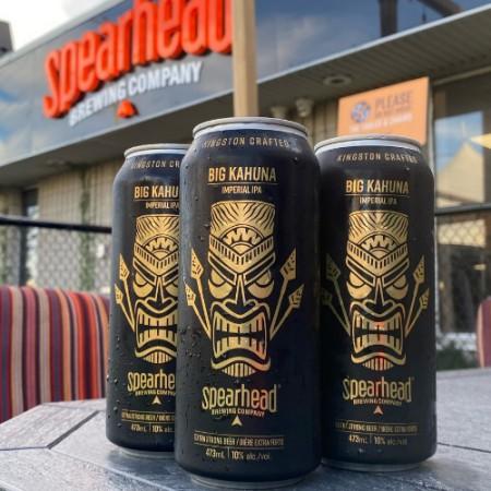 Spearhead Brewing Brings Back Big Kahuna Imperial IPA