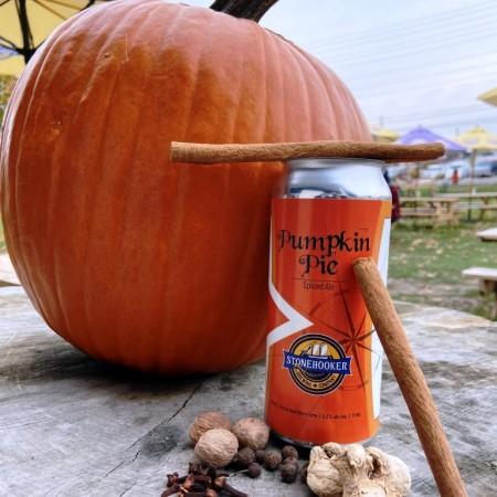Stonehooker Brewing Releases Pumpkin Pie Spiced Ale