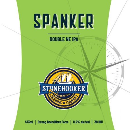 Stonehooker Brewing Brings Back Spanker Double Nor'Easter IPA and Mad Capreol Vanilla Porter