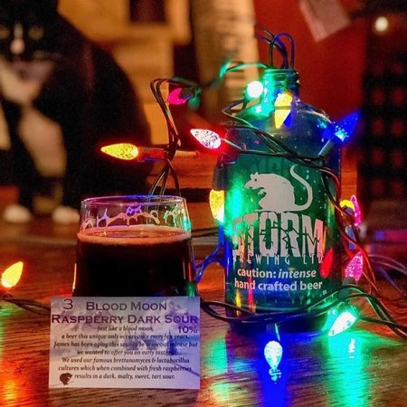 Storm Brewing Announces 2020 Edition of 12 Fills of Christmas