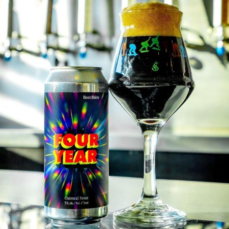 Strathcona Beer Company Releases Four Year Oatmeal Stout