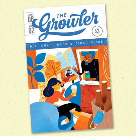 The Growler BC Fall/Winter 2020 Issue Now Available