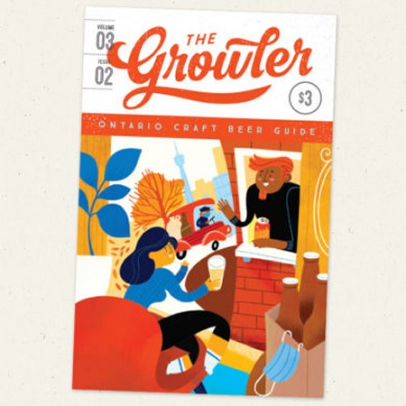 The Growler Ontario Fall/Winter 2020 Issue Now Available