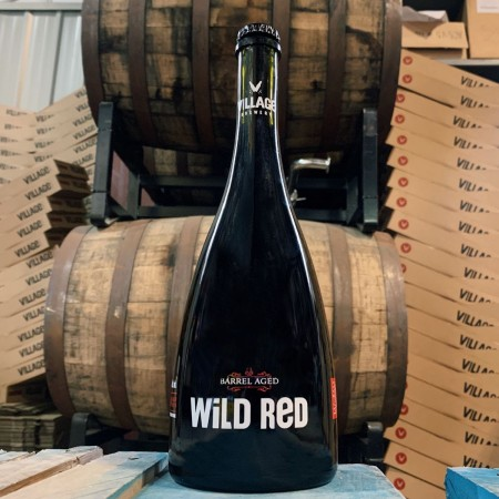 Village Brewery Releases Village Wild Red Barrel-Aged Ale
