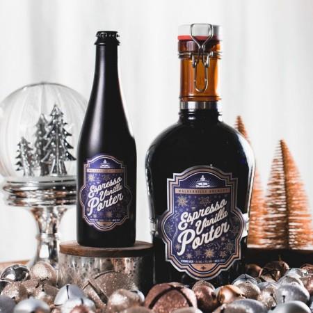 Walkerville Brewery Releases Espresso Vanilla Porter