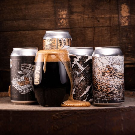 Wellington Brewery Announces 2020 Edition of UVB-76 Imperial Stout Series