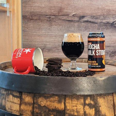 Yukon Brewing Releases Mocha Milk Stout