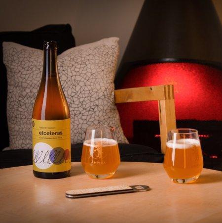 Annex Ale Project Releases Etceteras Foeder-Aged Brett Rye Saison