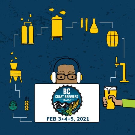 BC Craft Brewers Conference Holding Virtual Edition for 2021