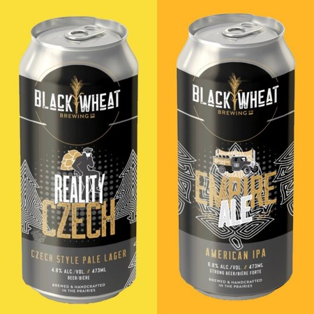 Black Wheat BrewingLaunches First Beers in Brandon, Manitoba