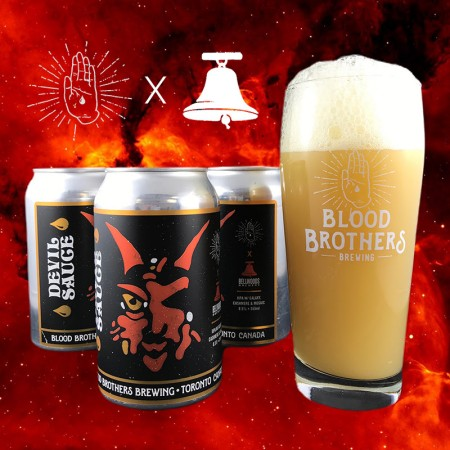 Bellwoods Brewery and Blood Brothers Brewing Release Collaborations