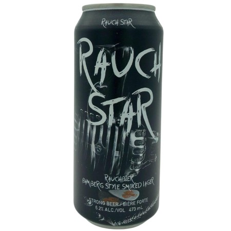 Boxing Rock Brewing Releases Rauch Star Smoked Lager