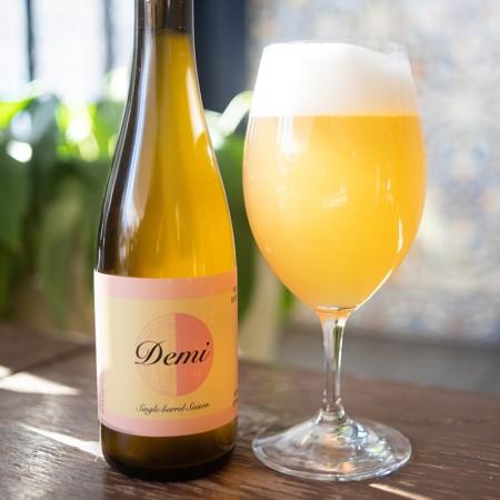 Burdock Brewery Releases Demi Saison