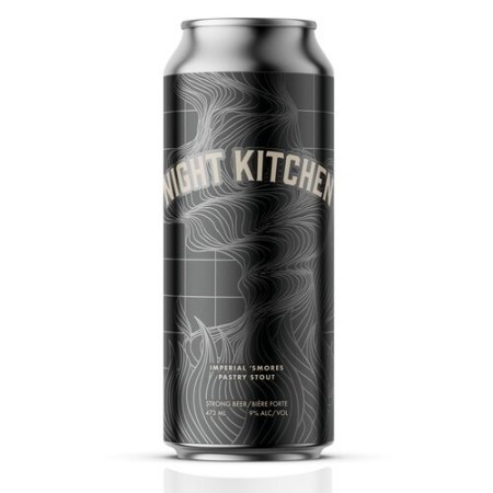 Cabin Brewing Releases Night Kitchen Imperial 'Smores Pastry Stout