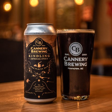 Cannery Brewing Brings Back Kindling Imperial Stout