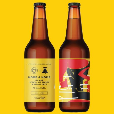 Collective Arts Brewing Releases First Small-Batch Beers from Toronto Location