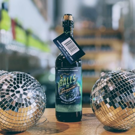 Dead Frog Brewery Brings Back Balls Be Droppin' Brut IPA