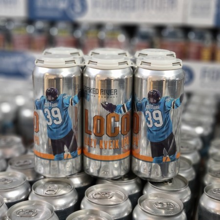 Forked River Brewing LoCo Hazy Kveik IPA Now Available at LCBO