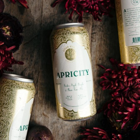 Four Winds Brewing Releases Apricity Foeder-Aged Sour Ale