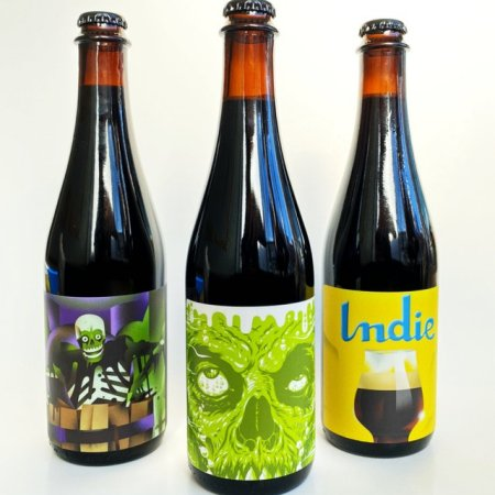 Indie Alehouse Releases Three Imperial Stouts