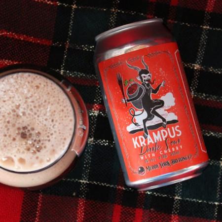 Muddy York Brewing Brings Back Krampus Dark Sour With Cherry