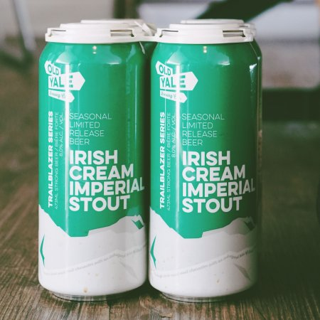 Old Yale Brewing Brings Back Irish Cream Imperial Stout