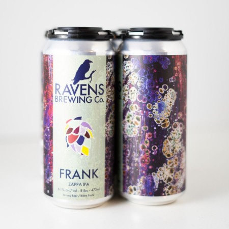 Ravens Brewing Releases Frank Zappa IPA