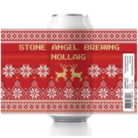 Stone Angel Brewing Releases Nollaig Winter Ale and Kettle Sour