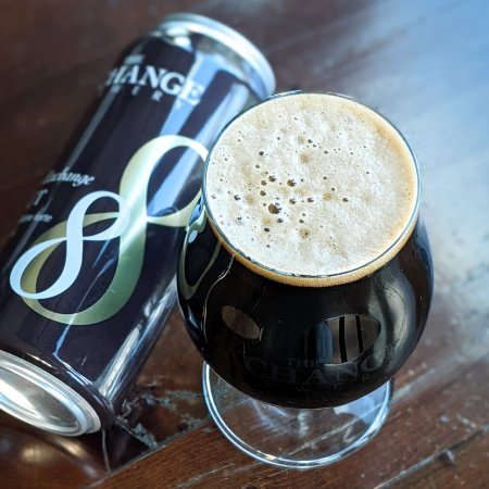The Exchange Brewery Foreign Exchange Stout Now Available Across Ontario