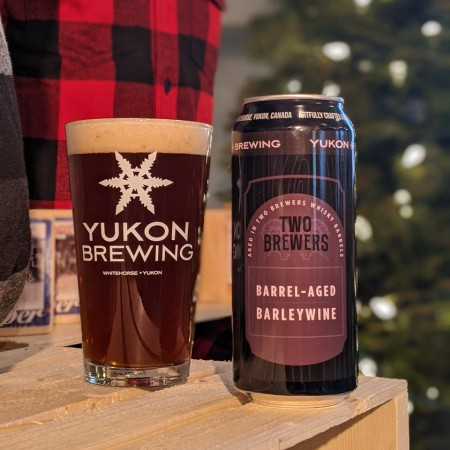 Yukon Brewing Releases Two Brewers Barrel-Aged Barley Wine