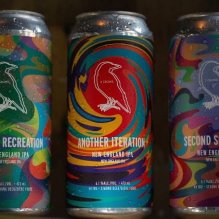 2 Crows Brewing Releasing Four IPAs for 4th Anniversary