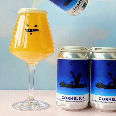 Bandit Brewery Releases Cornelius DDH IPA