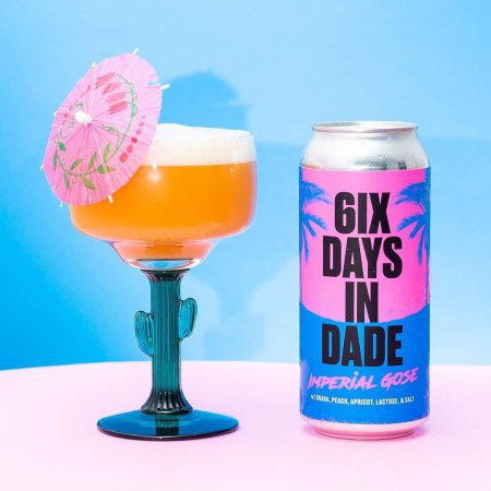 Bellwoods Brewery Redux Series Continues with 6ix Days In Dade Imperial Gose