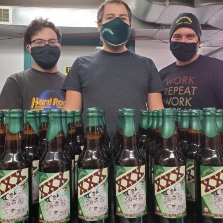 Bushwakker Brewpub Releasing XXX Barleywine for 30th Anniversary