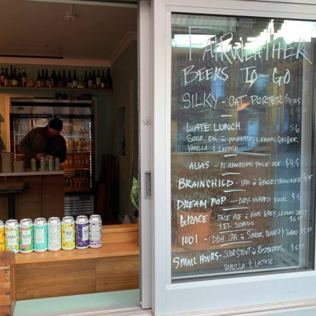 Fairweather Brewing Opens Pop-Up Retail Shop in Toronto