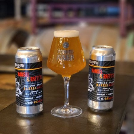 Forked River Brewing Brings Back Hansel and Brett'el Sour Blonde Ale
