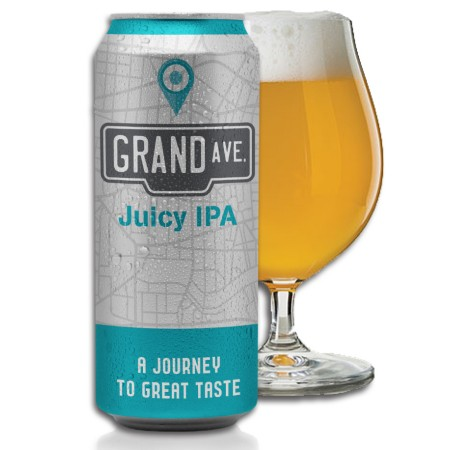 Grand River Brewing Releases Grand Ave. Juicy IPA