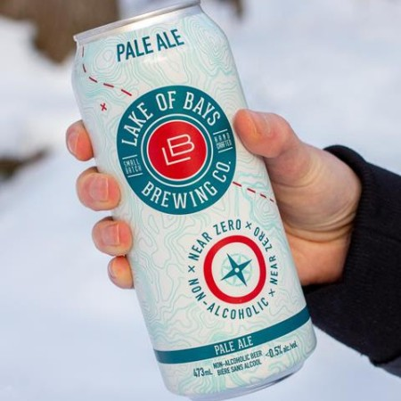 Lake of Bays Brewing Releases Near Zero Non-Alcoholic Pale Ale