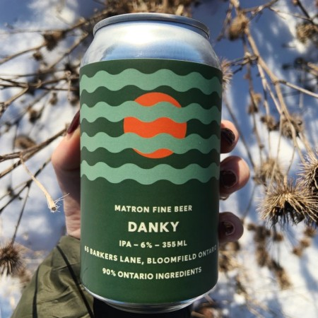 Matron Fine Beer Releases Danky West Coast Style IPA