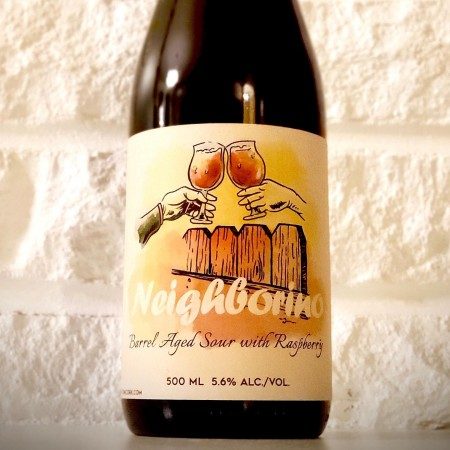 Niche Brewing Releases Neighborino Barrel-Aged Sour