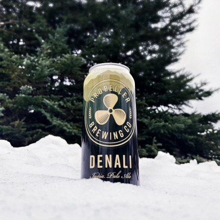 Propeller Brewing Releases Denali IPA and Triple IPA