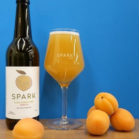 Spark Beer Releases Even Downtown Sour with Apricot