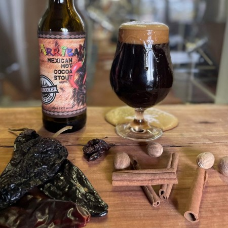Stonehooker Brewing Releases Arriba! Mexican Hot Cocoa Stout