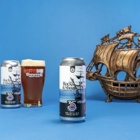 Amsterdam Brewery Releases Rocks & Shoals English Ale