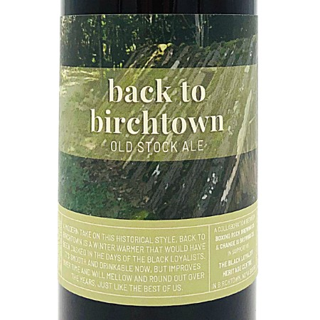 Boxing Rock Brewing and Change is Brewing Collective Releasing Back to Birchtown Old Stock Ale