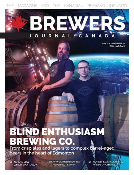 Brewers Journal Canada Winter 2021 Issue Now Available