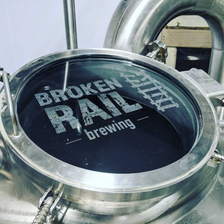 Broken Rail Brewing Launches in St. Marys, Ontario