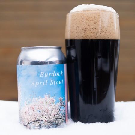 Burdock Brewery Brings Back April Stout