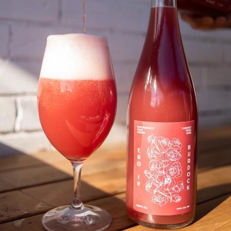 Burdock Brewery Releases ERO IV Sour Cherry Saison